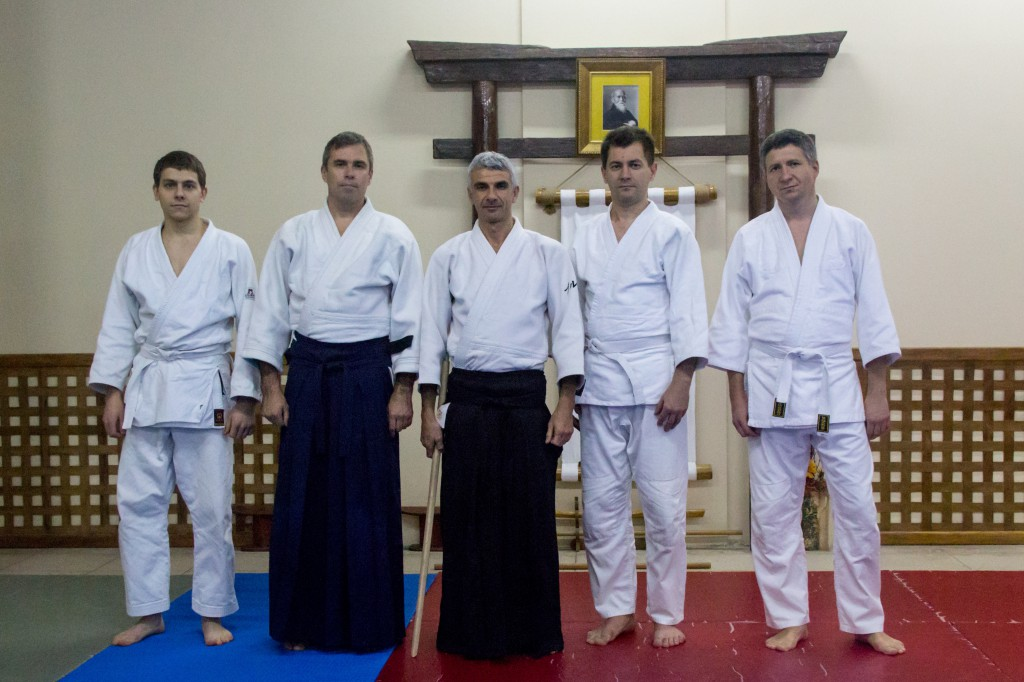 Семинар, Бруно Гонсалес, Харьков, 2014