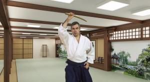 Занятия с боккеном в школе Удзумаке додзё